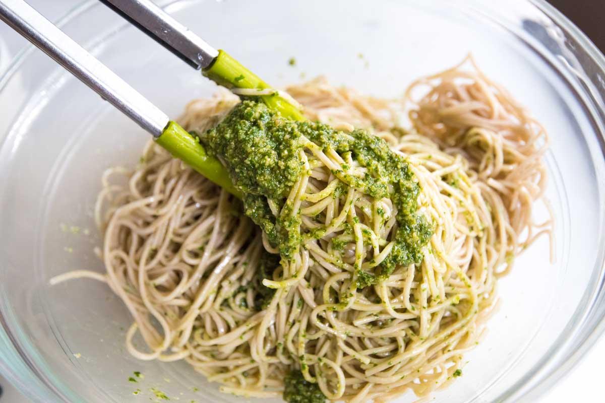 Soba-Noodles-with-Shrimp-and-Pesto-Recipe-1-1200