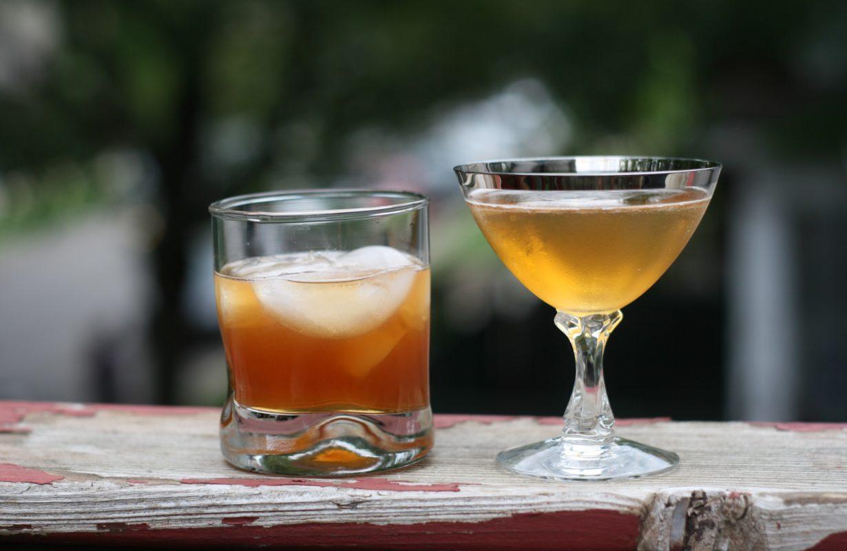 Stinger Classic Drink