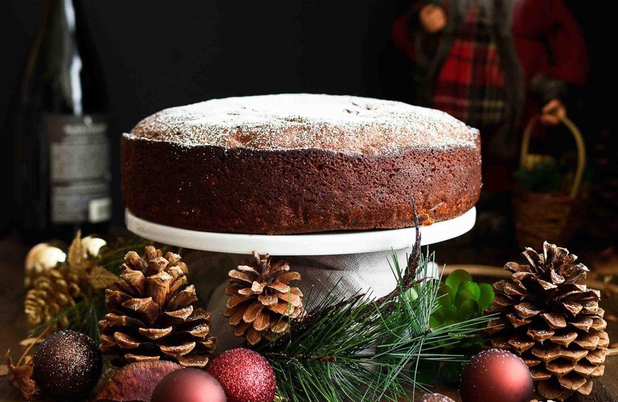 Kerala Stlye Plum Cake